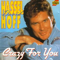 Cover David Hasselhoff - Crazy For You [1993]